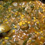 recette saucisses avec ces petits légumes