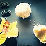 recette Perles de coco chinoises à la vapeur