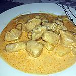 recette Sauté de porc curry coco ananas