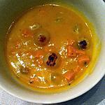 recette Velouté de navets et carottes aux épices