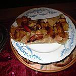 recette desserts au sirop de cassonade de mamyloula