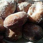 recette Pączki beignets polonais à la confiture