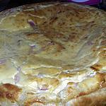 recette Quiche jambon maroille