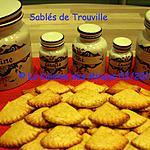 recette Sablés de Trouville