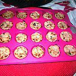 recette galettes purée  thon citron confit