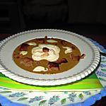 recette soupe butternut  courgettes    chantilly      croutons de pain ; d épices   de nathalie  les food amour