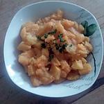 recette Mijoté de navets boule d'or et pommes de terre
