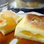 recette cuajada à l'abricot light ( flan espagnol)