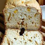 recette Brioche aux agrumes confits