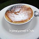 recette Soufflé au Grand Marnier