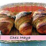 recette Croissants au Lait Ribot ou L'Ben