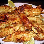 recette Brochette d aiguillette de poulet thai
