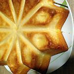 recette Gâteau aux pommes amande vanille