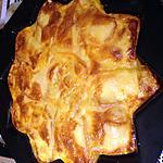 recette Gâteau raclette