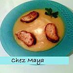 recette Soupe de citrouille