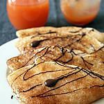 recette Crêpes à la noix de coco, Bio, sans gluten, lait, oeuf