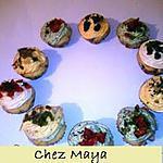 recette mini cup- cakes salés