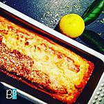 recette Le cake moelleux au citron