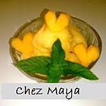recette sorbet de melon