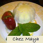 recette glace au yaourt et au citron , rapide et très facile