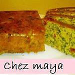 recette pain à la chapelure , persil , olives