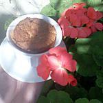 recette Soufflé au chocolat noir