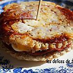 recette croque Basque