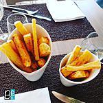 recette Les big frites