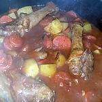 recette Manchons de canard a la sauce tomate
