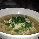 recette Minestra di pasta italiana.