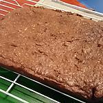 recette Brownie chocolat/noix de coco ss sucre (test)