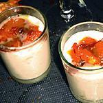 recette mousse de mascarpone de carmen