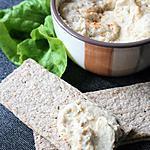 recette Houmous d'haricots blancs, Bio, sans gluten, oeufs