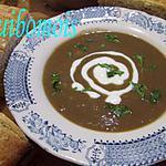 recette Soupe de lentille, à la bônoise.