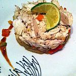 recette Effilochée d'ailes de raies au vinaigre de cidre et compotée de fenouil