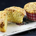 recette Muffins à la Pâte à Tartiner Lotus Biscoff®