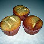 recette Muffins pommes cannelle