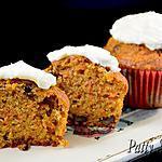 recette Muffins aux Carottes et Pécans