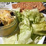 recette Flan aux brocolis et aux amandes
