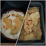 recette Filet de carlette accompagner de gratins de courgettes