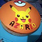 recette Gâteau d'anniversaire Pikachu