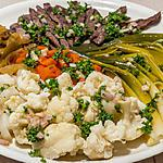 recette Salade de pot au feu