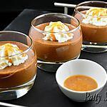 recette Mousse au Chocolat au Caramel au Beurre Salé