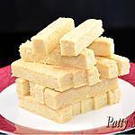 recette Sablés Shortbread