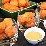 recette Beignets de Crevettes Façon Accras