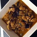 recette Poulet laotien (compatible dukan)