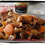 recette Tripes à la Mode De Caen