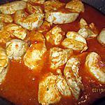 recette poulet sauce tomate