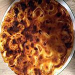 recette Tarte abricot sur lit de crême pâtissière