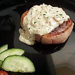 recette Tournedos de canard, sauce aux échalotes